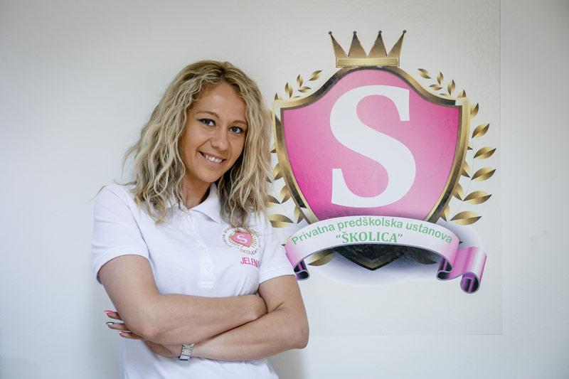 Jelena- Montessori vaspitač, Specijalista strukovni vaspitač za rad sa decom sa posebnim potrebama