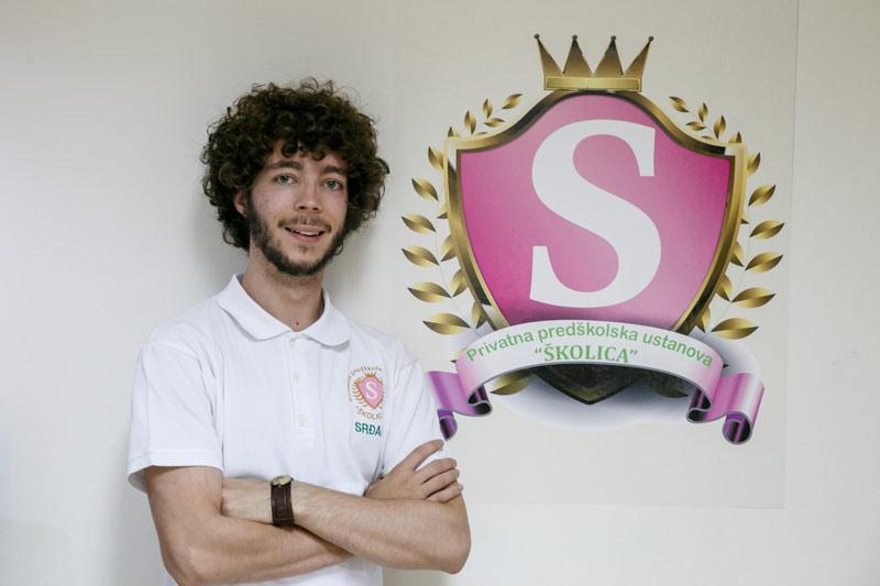 Srđan- Montessori vaspitač, Specijalista strukovni vaspitač za rad sa decom sa posebnim potrebama